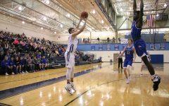 PHOTOS: Varsity Basketball vs. Rockhurst