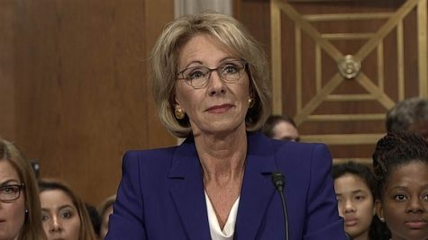 DeVos Unqualified for Position