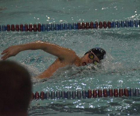 Swimming Searches for Eleven Straight