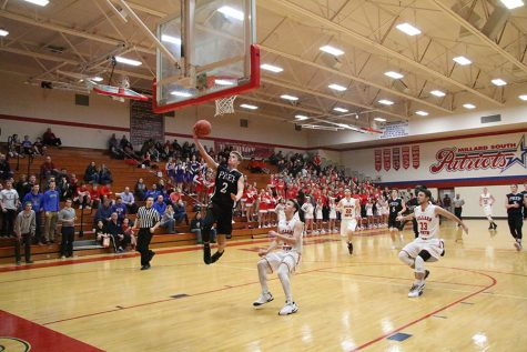 PHOTOS: Varsity Basketball vs. Millard South