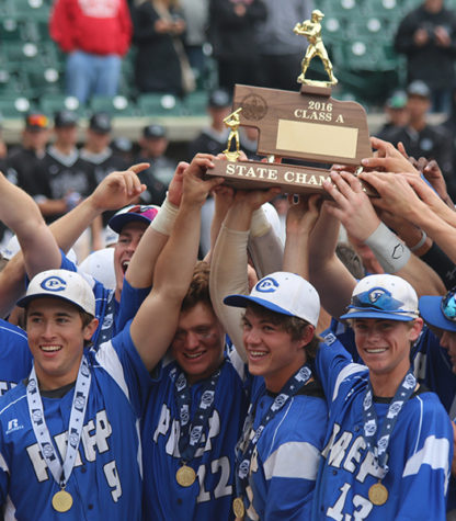 Baseball Gears Up to Defend State Title