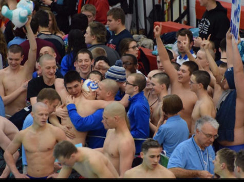 Prep swimming wins state for the 11th year in a row