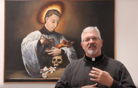 Fr. Kevin's Corner: What Does AMDG Mean?