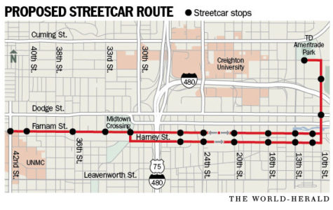 Opinion: Streetcar Necessary for Growth of City