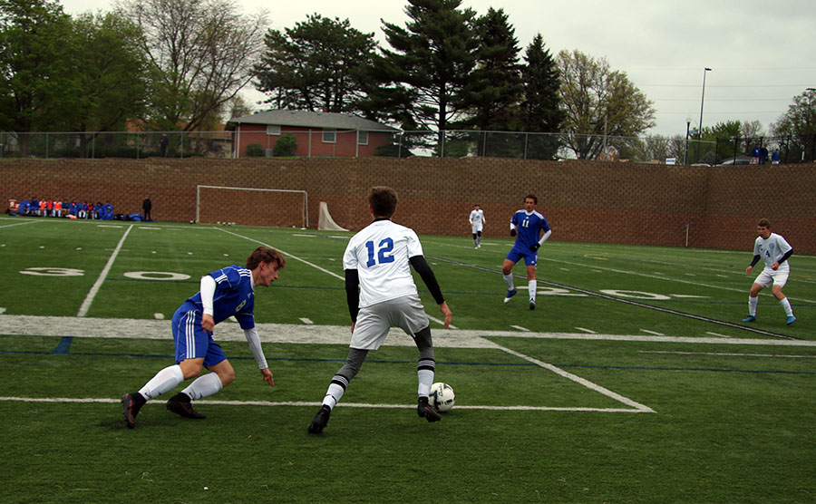Boys JV Soccer:  Prep Vs Papillion La-Vista South