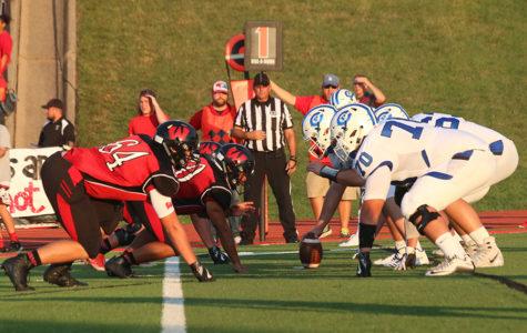 PHOTOS: Varsity Football vs. Westside