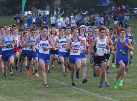 Cross Country Tries to Finish Strong