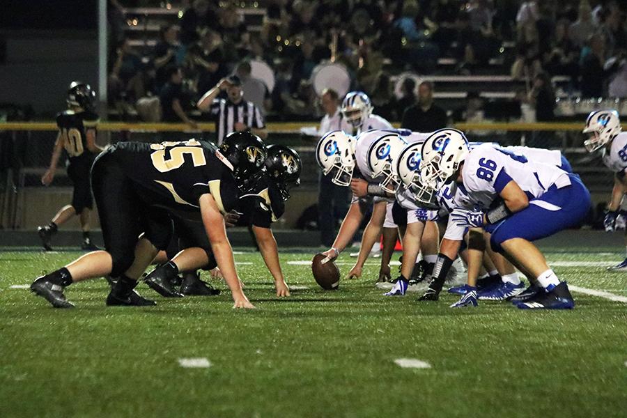 Varsity Football vs. Fremont