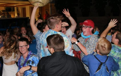 PHOTOS: Freshman Homecoming Dance