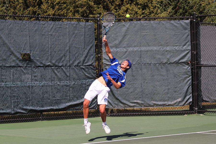 PHOTOS: Varsity Tennis Vs Elkhorn South