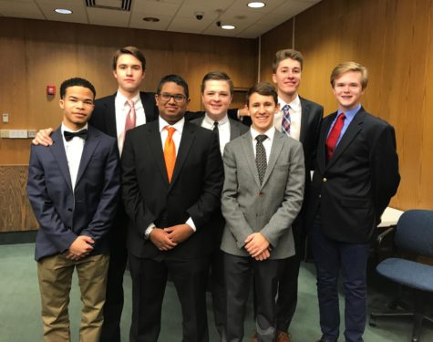 Mock Trial Takes State, Headed to Nationals: Round 2