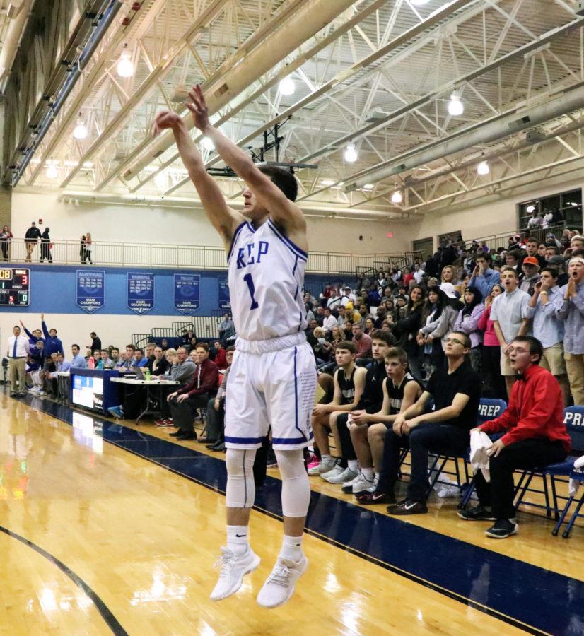 PHOTOS:  Prep Varsity Basketball Vs Burke