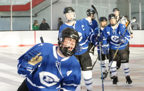 PHOTOS: Varsity Hockey vs. Papillion