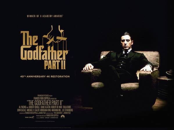 Top 5 Movie Review: #4 The Godfather Part II