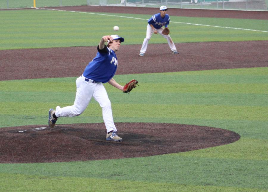 PHOTOS: JV2 Baseball vs Papillon South