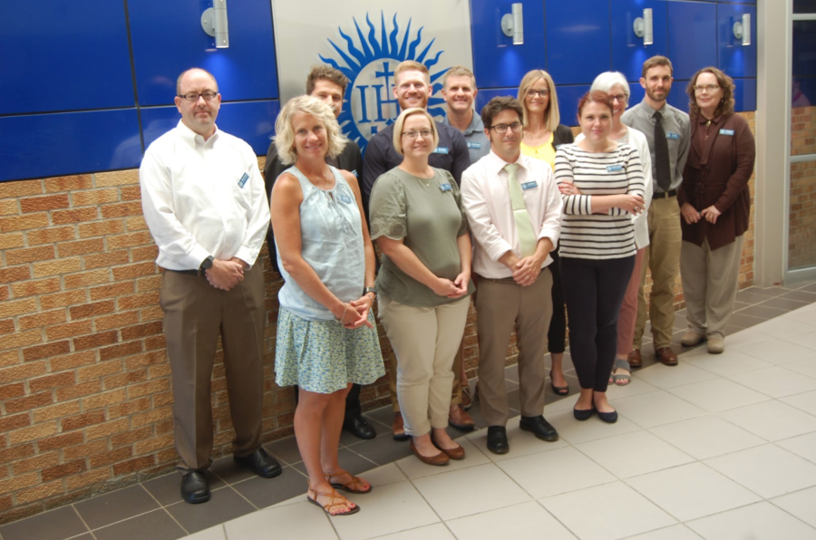 2018-19 New Faculty and Staff