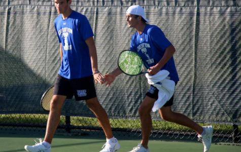 PHOTOS: Prep Tennis vs. Bellevue East