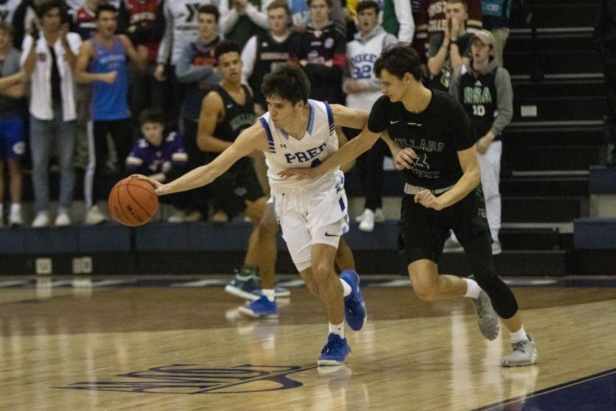 Preisman Precap – Varsity Basketball