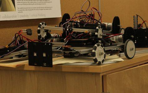 Robotics Club Preparing for Championships