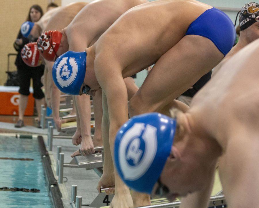 Jr. Jays Swimming Midseason Recap