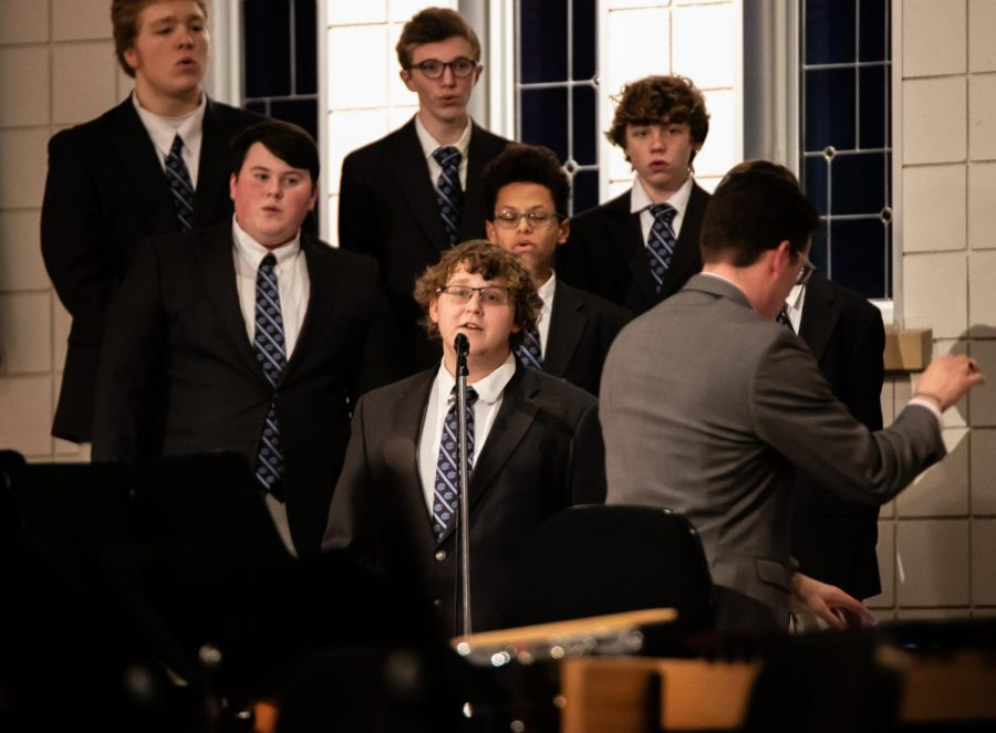 PHOTOS: Fine Arts Night
