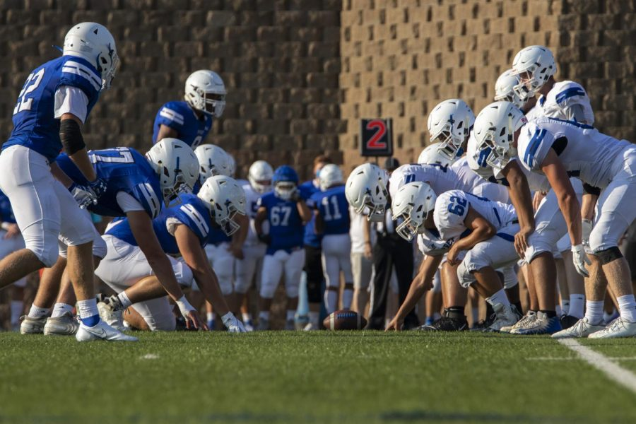 PHOTOS: 2020 Blue White Game