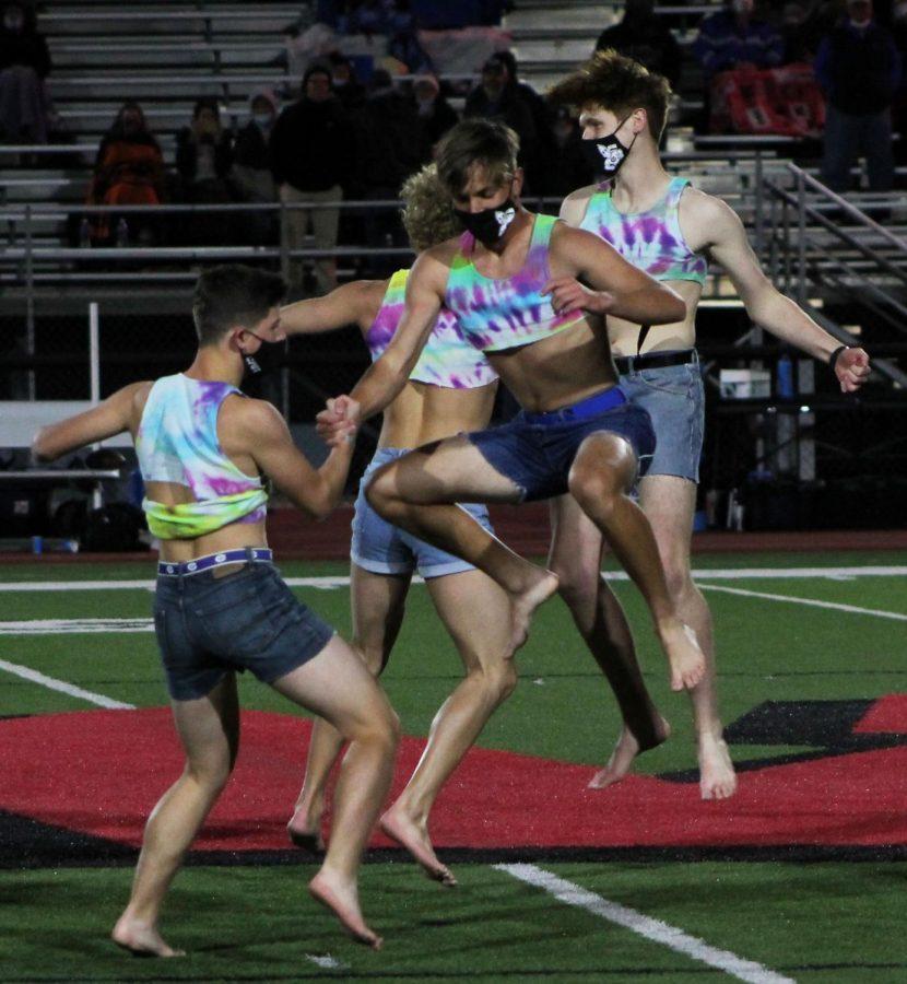 PHOTOS: Creighton Prep Dance Team