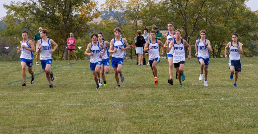 PHOTOS: Cross Country @ Papio South